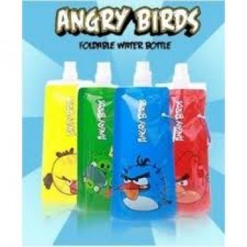 Fashionable Small Bee Shape Watch-2+Angry birds Water Bottle-2-Kids Birthday Gift