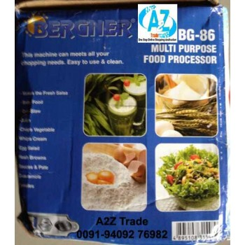 Bargainer-Imported Multipurpose Food Processor,Manual Chopping Machine,Salad Maker,Seen On TV Product,