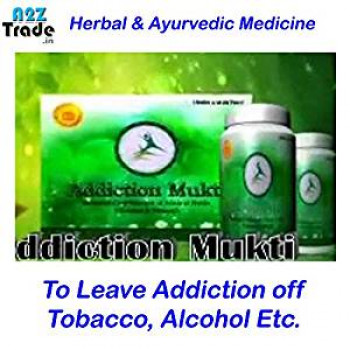 Addiction Mukti-Anti Addiction- Mrp Rs.2990 + Shipping Rs.260 =Rs.3250 Offer Price Rs.1999.00