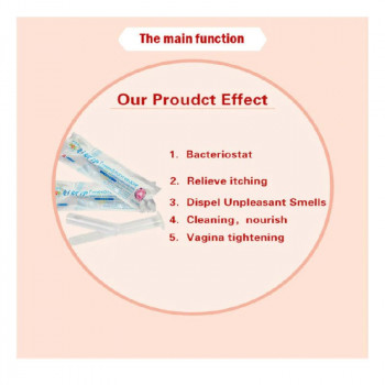 Women Vagina Tightening & Repair Gynecological Medicated Gel-4Pcs Female-FURUIZE Imported From USA