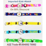 Cartoon Styles Boy Girl Children's Wrist watch, Kids Fashion Quartz Watch, Princess Spiderman Superman Batman, Ben10,