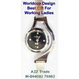 World Cup Style Ladies Stylish Wrist Watch-RK On 60% Discount Price, Imported,