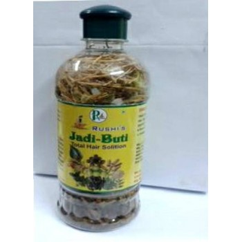 Ayurvedic Jadibuti Hair Solution-Buy 1 Get 1 Free