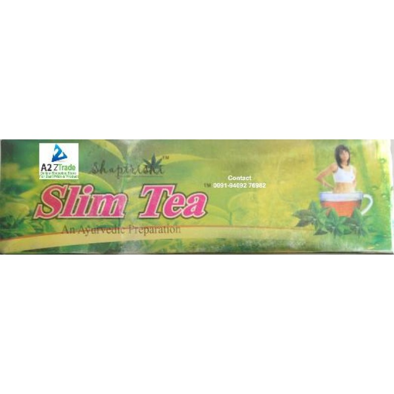 how to make easy slim tea at home