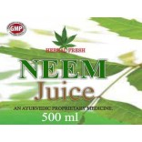 NEEM JUICE-1000ML-Helps in purifying blood & proper function