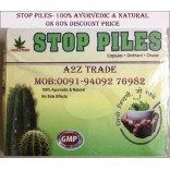 Stop Piles-A Ayurvedic Herbal Formula To Stop Piles, Bleeding, hemorrhoids, Mrp:3600/- And Shipping Charge Rs.260/- Total Rs.3860/-, Offer Price Rs.1799/- + Shipping/COD Charge