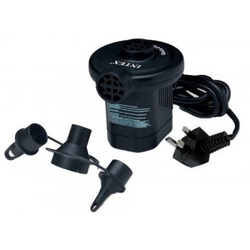 Electric Inflatable Pump- To Use Inflatabal Bed, Sofa, Toyes Etc On 50% Discounted Rate MRP Rs.1690.00