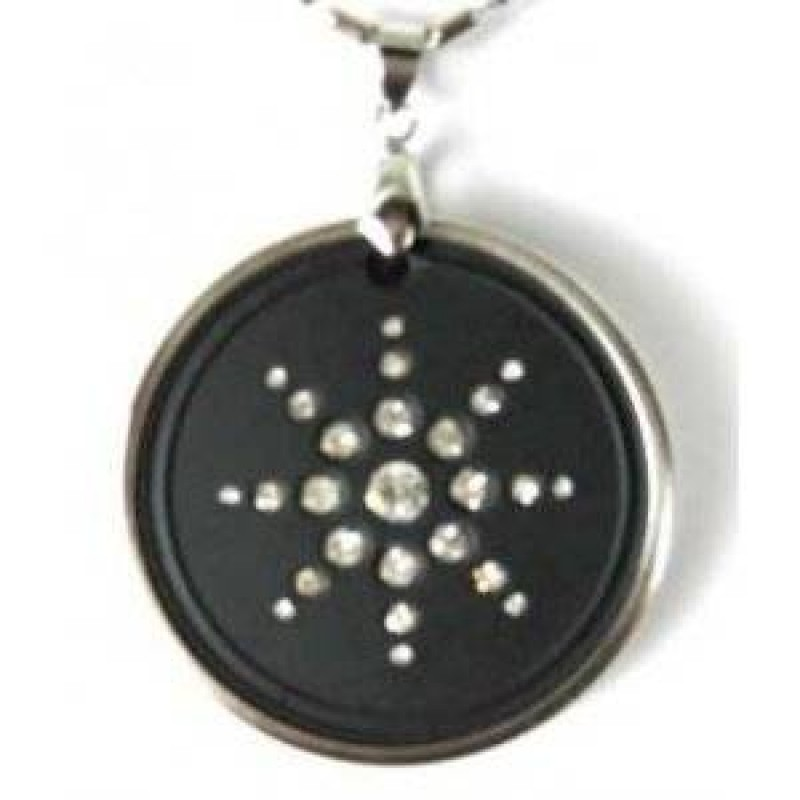 germanium for energy collar healthy stainless product power women therapy rainso bio necklaces store infrared healing steel magnetic necklace