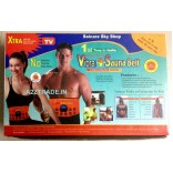 3 in 1 Vibra Plus Sauna Belt-Saicare@40% Off + Eye Cool Mask Free Worth Rs.499/-