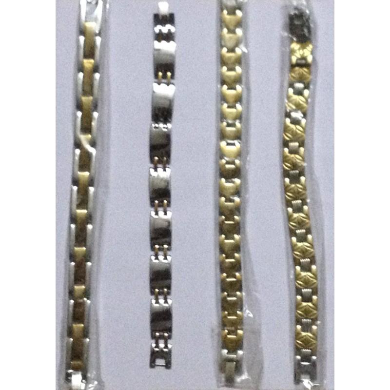 titanium bio magnetic bracelet 3000goss for health