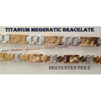 Titanium Bio Magnetic Bracelet On Discounted Price, New Stock For Limited Time