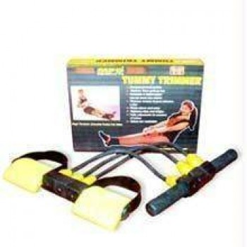 Tummy Trimmer With 2 Springs + Warranty +free Gift-Anti Radiation Mobile Chip-Worth Rs.349/- Product price in India : Rs.599/-