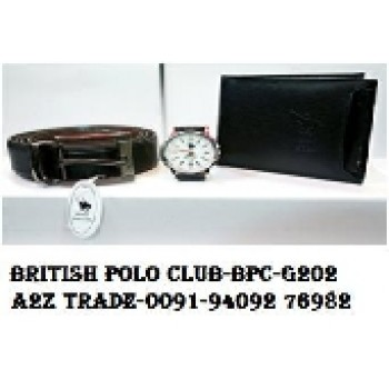 British Polo Club Premium Gents Combo Kit -BPC-G202, Seen On TV,