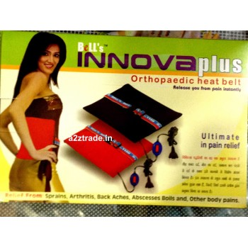 BeLL's INOVA PLUS ORTHOPEDIC HEAT BELT - Release you from Instantly, MRP: Rs.525