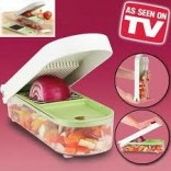 CHIPSER VEGETABLE & FRUIT CUTTER-Famous WITH FREE NOVA-BLADE PEELER ON 50% DISCOUNT
