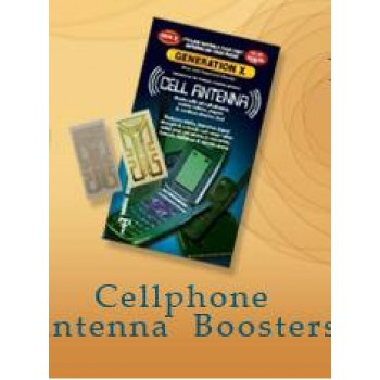 Anti-Radiation Patch-Gold(Anti-Electromagnetic Radiation) With New & Improved Cell Phone Signal Booster free Worth Rs.599/-