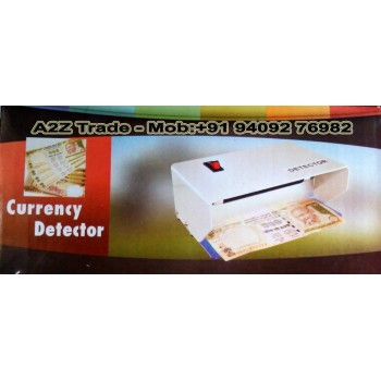 High Quality Fake Note Currency Detector -On 50% Discount,