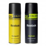 Combo Of Reebok -Reefuse & Reespark Deodorant Sprays(175 ml Each)@Rs,499/