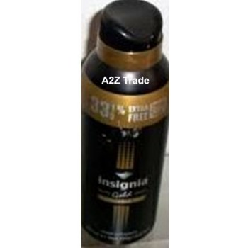 Insignia Deodorants-Gold-Maid in England for Rs. 299 -33% More Then Regular, Buy 1 Get 1 Free, 200ML