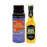 Park Avenue Good Morning Deo 150 ml & Park Avenue BEER Shampoo 75ml Free On 35% Discount
