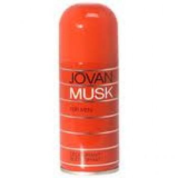 Musk-Jovan DEODORANT BODY SPRAY 150ML@50%,Buy 1 Get 1 FREE