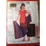 Fancy Dress Materials Cotton on 50% Off Roomi, A Branded Dress Material,SEEN ON TV, MRP Rs.1999,OFFER PRIES Only:799/-Only,