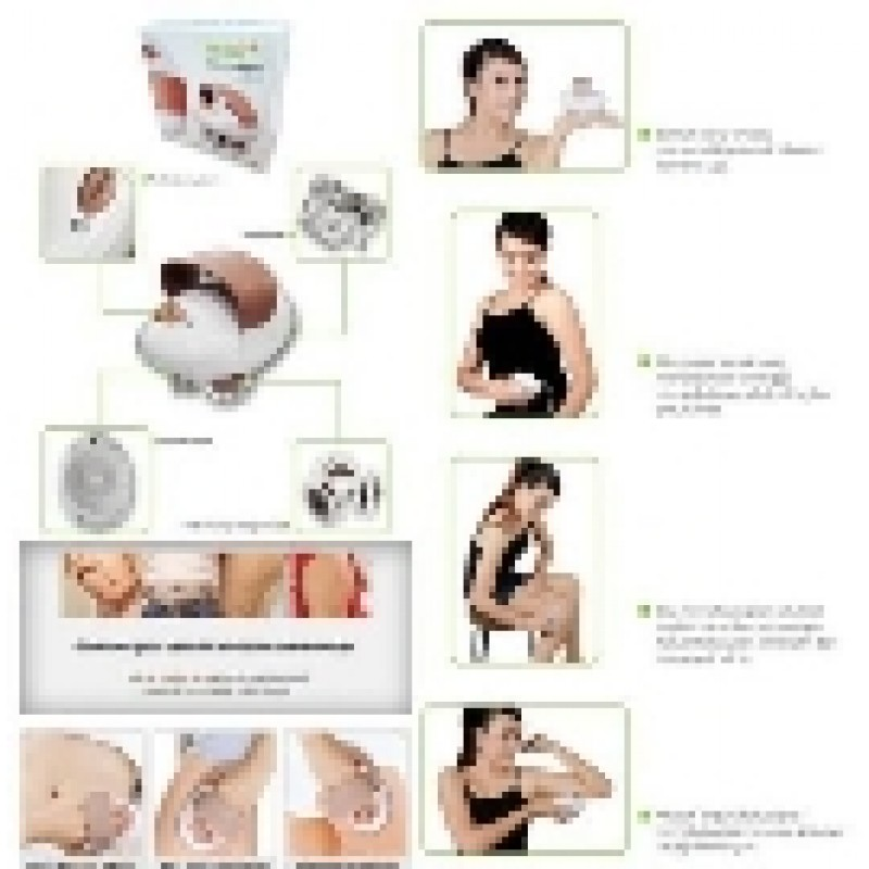 Anti Cellulite Control Body Slimmer- Eliminate unwanted ...