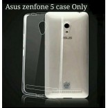Asus - ZenFone 5 Luxury New Ultra thin Transparent Crystal Clear Soft back case