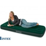 ORIGINAL INTEX-68950 SINGLE MATRESS WITH FREE MANUAL AIR PUMP