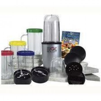 21 in 1 Party Mixer Blender Juicer 21 Pieces Kitchen Food Processor
