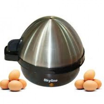 Egg Boiler - Skyline -For Modern Kitchen & Kitchen Queen On 50% Off