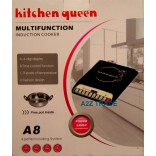 Kitchen Queen Multifunction Induction Cooker(Stove),Market Price Rs.3499/- ON 70% DISCOUNT