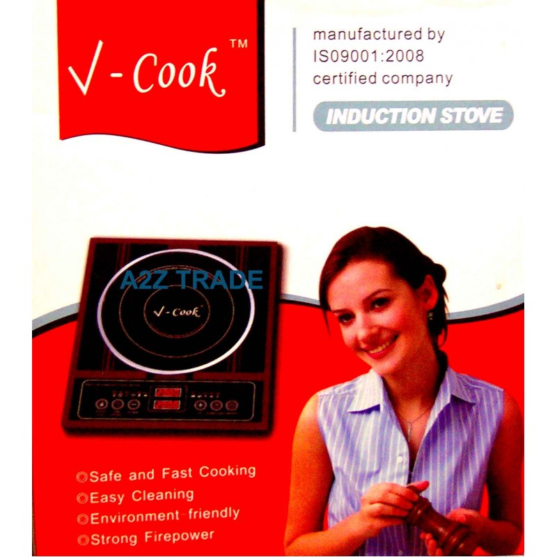 Precision nuwave2 induction cooktop