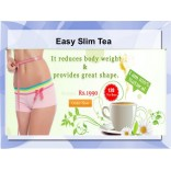 Dr. Easy Gold Slim Tea-120 Pouches For 60 Days on 50% Discount With Eye Cool Mask-To Remove Dark Circle-Worth Rs.499 free
