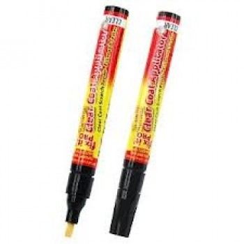 Colour Touch Scratch Remover Pen Buy 1 Get 1 Free On 65%Discount + ALUMA WALLET