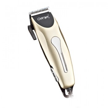 Gemei Rechargeble Hair Clipper GM-1015 (MRP-2199/-) @ 60% Discounted Price, With Quantum Science Scaler Pendent- Worth Rs.799/-,