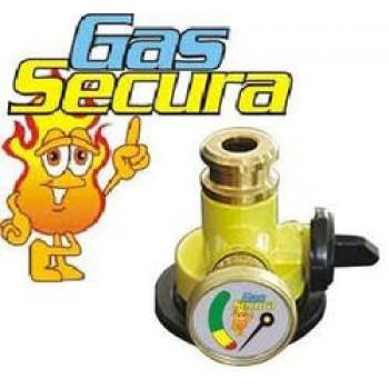 GAS SECURA Gas Safety Device - A Unique Solution For Gas Leakage With Advance Safety Feature