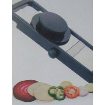Slicer-Adjustable ABS & Stainless Steel Ganesh With Peeler Free,Seen On TV