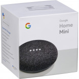Google Home Mini (Charcoal) Original & Seal Pack, Bought From USA