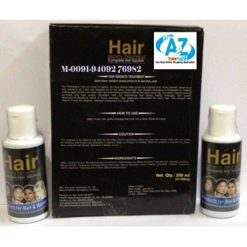 Hair Growth Treatment-Complete Hair Solutions on 41% Discount