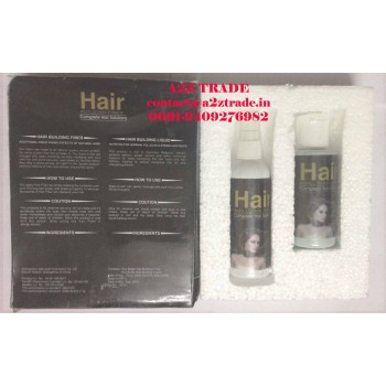 Complete Hair Solutions-Hair Building Fiber On 50% Discounted Rate