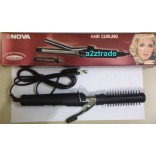 Nova Hair Curling NV 471-Imported With Eye Cool Mask-To Remove Dark Circle Free