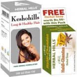 Herbal Hills- Kesho Hills Hair Oil- KS494