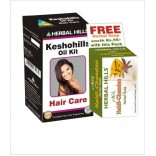 Herbal Hills- Keshohills Hair Oil Kit- HC 497