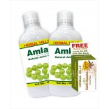 Herbal Hills- Amla Juice (Combo)- Al207