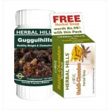 Guggulhills Value Pack-700 Capsules (GG081) -Herbal Hill For Joint Care