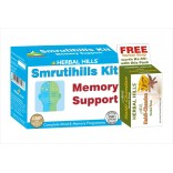 Smrutihills Kit-MM419- To Support And Increase Memory And Brain Power