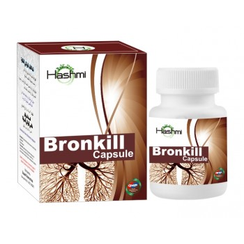 Asthma Treatment-Bronkill -60 Capsules For One Month