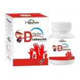 Diabetes,Sugar Treatment- 60 Capsules-Herbo Diabecon कैप्सूल