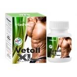 Weight Gain Treatment-Vetoll-XL-Capsules-वजन बढ़ाने की कैप्सूल: - Vetoll एक्स्ट्रा लार्ज